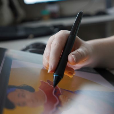 MarkMade Graphic Designer Illustrating